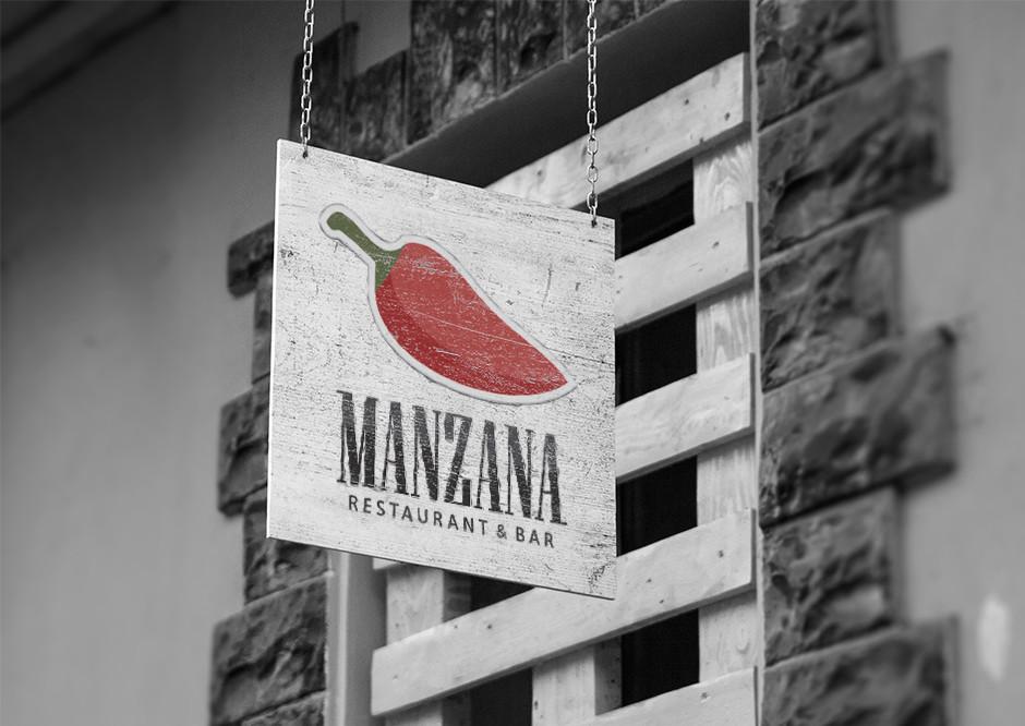 Logo - Manzana
