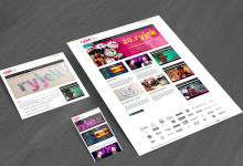 Projekt strony internetowej, pocięcie, kodowanie, Wordpress