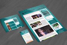Projekt strony internetowej, pocięcie, konfiguracja NationBuilder