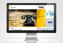 Projekt strony internetowej, kodowanie, autorski CMS