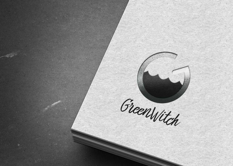 Logotyp - GreenWitch
